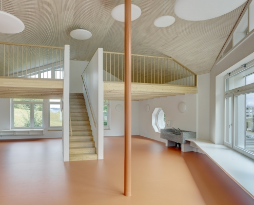 Doppelkindergarten Reidholz, Richterswil