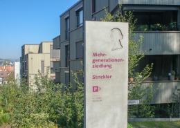 Strickler Areal, Horgen