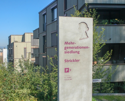 Strickler Areal, Horgen